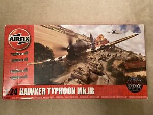 Airfix Hawker Typhoon Mk.IB 1/24 Model Kit A19002