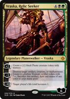 Vraska, Relic Seeker x4 Magic the Gathering 4x Ixalan mtg card lot