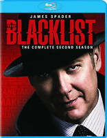 The Blacklist: Season 2 [Blu-ray],New Blu Ray James Spader