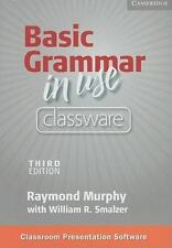 Basic Grammar in Use Classware 3rd Edition Raymond Murphy CD-ROM Book English