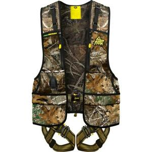 Hunter Safety System Pro Series with Elimishield Realtree Small/Medium