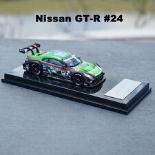 2014 Super GT Nissan GTR GT-R GT500 #24 Racing Sports Car Alloy Model 1/64 Scale