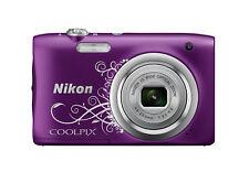 Nikon Coolpix A100 violett Ornament