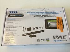 Pyle PLCM3550WIR Wireless Back-up Camera & Monitor Parking Assist System