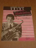 "Charlie Ventura ""Shine"" sheet music"