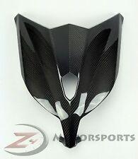 2012-2015 Yamaha Tmax 530 Upper Front Nose Cover Cowl Fairing 100% Carbon Fiber