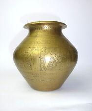 Bronze Vase China Indien 19 Jh.