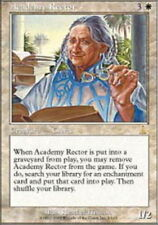 1x Academy Rector NM-Mint, English Urza's Destiny MTG Magic