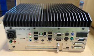 Lüfterloser Industrie PC (generalüberholt) mit 40 GB HDD