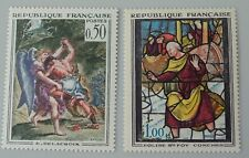 France année 1963 1376 1377 neuf luxe ** tableau Musée imaginaire