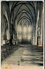 CP 88 Vosges - Vallée de Celles - Raon-sur-Plaine - Intérieur de l'Eglise
