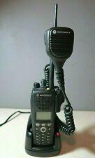 Motorola XTS2500 700/800 MHz Model 3 Full Keypad P25 Trunking Radio H46UCH9PW7AN