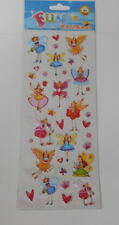 FUN STICKERS-FOREVER FAIRIES EMBELLISHMENT STICKERS FOR CARDS AND CRAFTS