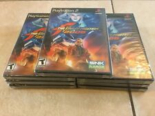 King of Fighters 2006 (Sony PlayStation 2, 2006) PS2 NEW