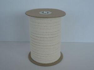 Baumwollseil 8 mm, 100 m Zauberseil BW Seil Baumwolle Bondage schnur