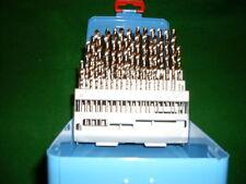 CARTUCCIA trapano a spirale DIN 338/rn 1,0 - 5,9 mm X 0,1 mm STGD. 50 TRAPANO