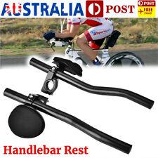 Road Mountain Cycling Bike Bicycle Alloy Triathlon Rest Handle Bar Handlebar AUS
