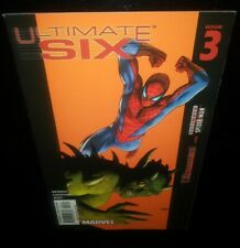 Ultimate Six #3 VF(Marvel Comics,2003) Bendis, Avengers, Spider-Man