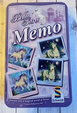 Gesellschaftsspiel, Memory, Einhorn, Schmidt, 24 Paare, ab 4 Jahren