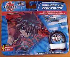 Bakugan mini microlite mylar Kite, Cerf-Volant, sega, ages 5+, New in package
