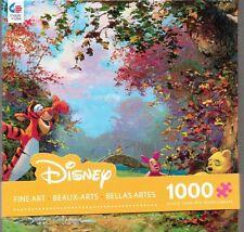DISNEY FINE ART 1000 PC JIGSAW PUZZLE WINNIE THE POOH