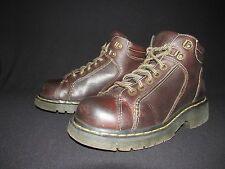 Dr. Martens DOC Brown Leather Boot 8A54  Women's US 6, Men's US 5, UK 4, EU 37