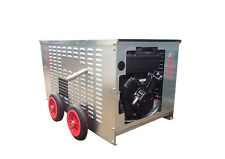 Nixon Industrial Self Contained Diesel Hot Water Pressure Washer
