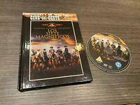 Los Sette Magnifico DVD Yul Brynner Eli Wallach Steve Mcqueen -