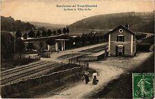CPA  Villey-le-Sec - Environs de Toul - La Gare  (386523)