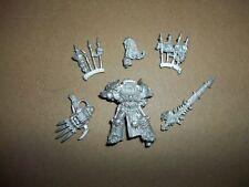 Warhammer 40K Chaos Abaddon The Despoiler Metal OOP