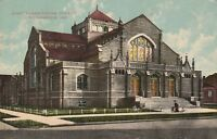 (K) Indianapolis, IN - First Presbyterian Church - Exterior - Street Corner View