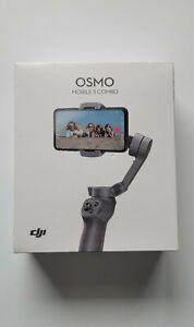 DJI Osmo Mobile 3 Combo Handheld Smartphone Gimbal Kit New Sealed