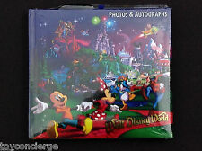 DISNEY Parks AUTOGRAPH Book STORYBOOK DISNEY World MICKEY MOUSE & Friends NEW