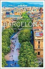 Lonely Planet Best of Barcelona 2018 by Lonely Planet (Paperback, 2017)