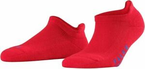 Falke Womens Cool Kick Sneaker Socks - Fire Red