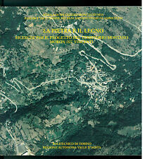 LA PIETRA E IL LEGNO RICERCHE PROGETTO TERRITORIO MONTANO MORON CELID 1995 AOSTA