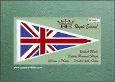 Royale Scooter Antenna Aerial Classic Mod CLASSIC UNION JACK FP1.0211
