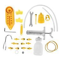 Fahrrad Entlüftungskit Bleed Kit für Magura Bremsen Bremsflüssigkeit oil