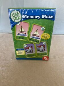 Leap Frog Memory Mate Bilingual Language Development Sight Words Spanish Memory