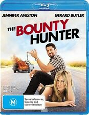 The Bounty Hunter Blu-ray Discs