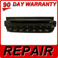 REPAIR CHRYSLER JEEP DODGE PLYMOUTH In Dash 6 Disc CD Changer Player 01 02 03 04