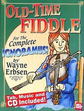 MEL BAY OLDTIME FIDDLE Learn to Play Complete Beginner Violin Music Book & CD