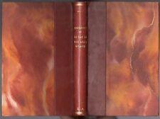 LOUIS BROMFIELD LE CAS DE MISS ANNIE SPRAG 1937 RELIE DEMI-CUIR LITTERATURE