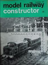 Model Railway Constructor 10 1967