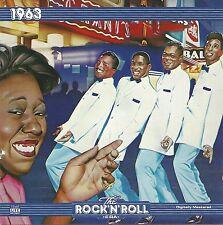 (CD) The Rock'n'Roll Era 1963 - Chris Montez, Tommy Roe, The Surfaris, Shadows