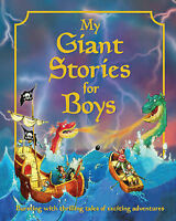 (Good)-Stories For Boys (Treasuries) (Hardcover)-Igloo-0857348132