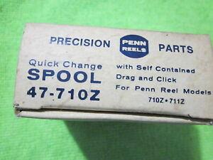 NOS. Penn 47-710 Gold  spool, NEW