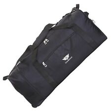Slimbridge Havant Large 80cm Foldable Wheeled Bag Black