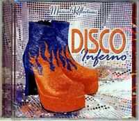 DISCO INFERNO MUSIC CD,BOOGIE BACK TO 1970'S, NEW and  SEALED