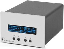 Pro-Ject Phono Box DS+ MM MC Phono Vorverstärker silber